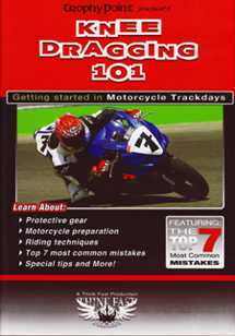 Knee Dragging 101- DVD