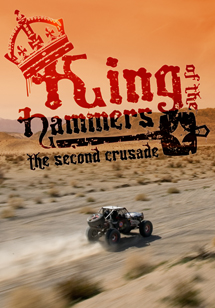 King Of The Hammers: The Second Crusade- DVD