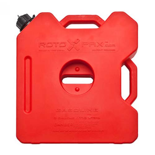 RotopaX 3 Gallon Gasoline Pack RX-3G