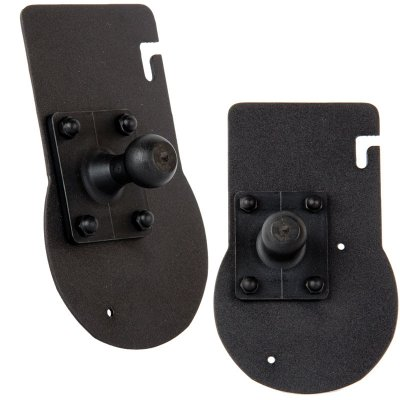 GPS Antenna Mount Plate for Single and Double Suction Mounts SKU: DDMOUNT-AC-ANT