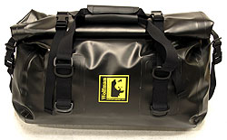 Wolfman Expedition Dry Duffel Bag by Wolfman Luggage- Size Large Black or Yellow