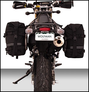 Wolfman Expedition Dry Saddle Bags by Wolfman Luggage