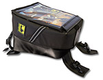 Large Expedition Tank Bag by Wolfman Luggage- Made in USA with Lifetime Warranty
