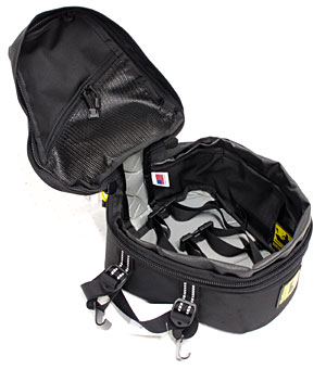 Wolfman Peak Tail Bag by Wolfman Luggage