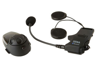 SENA SMH-10 Bluetooth Stereo Headset and Intercom for Motorcycles + Free USA Shipping