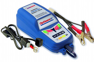 Optimate 3+ Desulfating Battery Maintainer & Charger by Tecmate