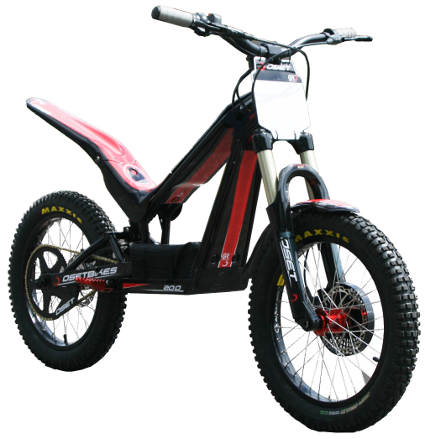 Oset 20.0 inch 48 Volt Electric Motorcycle + FREE USA SHIPPING