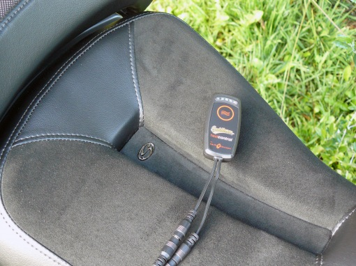 Saddlemen Adventure Track Comfort Front Seat for BMW R1200GS and R1200GSA