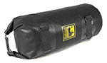Renegade Dry Duffel by Wolfman Luggage Black or Yellow. Made in USA with Lifetime Warranty