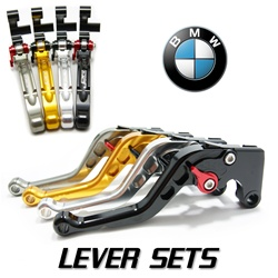 High Performance Adjustable Shorty Aluminum Levers for BMW's (pair)