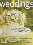 martha stewart weddings, summer 2006