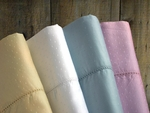 Tribeca Living Dobby Dot 400 Thread Count Extra Deep Pocket Egyptian Cotton Sheet Set