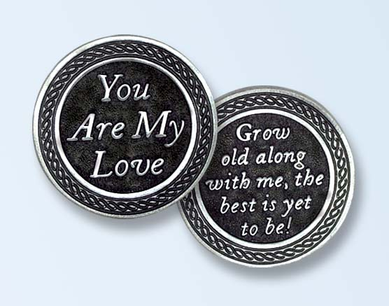 You Are My Love Pocket Token