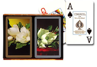 Congress Southern Charm Jumbo Index Playing Cards
