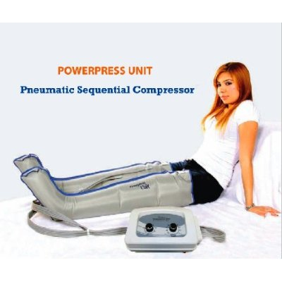 Air Sequential Compression Therapy - Complete L Size Full Leg Set