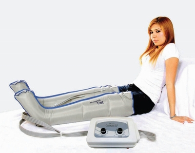 Sequential Massage Compression System