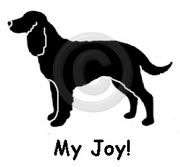 American Water Spaniel My Joy! My Love! My Life! Sweatshirt