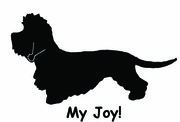 Dandie Dinmont Terrier My Joy! My Love! My Life! Sweatshirt