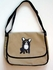 Chihuahua-Long Coat Puppy Messenger Bag