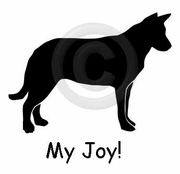 Beauceron My Joy! My Love! My Life! T-Shirt