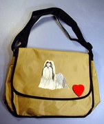 Messenger Bag - Dog