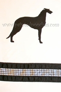Scottish Deerhound Shower Curtain