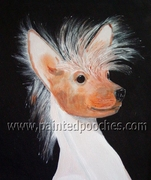 Chinese Crested Original Artwork Print