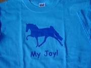 Tennessee Walking Horse My Joy! My Love! My Life! Long Sleeve T-Shirt