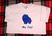 Pomeranian My Joy! My Love! My Life! Long Sleeve T-Shirt