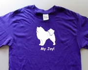 American Eskimo Dog My Joy! My Love! My Life! T-Shirt