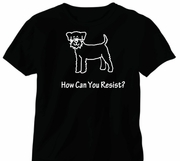 Parson Russell How Can You Resist? T-Shirt