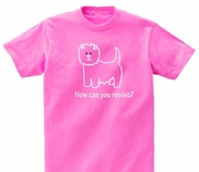 Westie How Can You Resist? T-Shirt