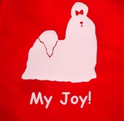 Shih Tzu My Joy! My Love! My Life! Long Sleeve T-Shirt