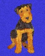 Airedale Terrier *Our Original Art* Tshirt