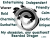 Bearded Dragon Obsession T-Shirt