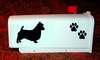 Australian Terrier Mail Box