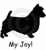 Australian Terrier My Joy! My Love! My Life! Sweatshirt