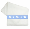 Bichon Frise Bath Towels