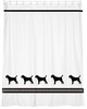 Border Terrier Shower Curtain