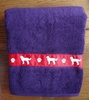 Labradoodle Bath Towels