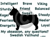 Swedish Vallhund Obsession Long Sleeve Tshirt