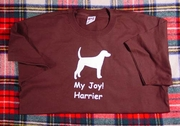 Harrier My Joy! My Love! My Life! Long Sleeve T-Shirt