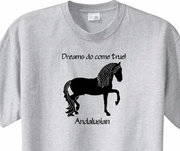 Dreams Do Come True Apparel by Horse Breed