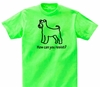 Miniature Schnauzer How Can You Resist? T-Shirt