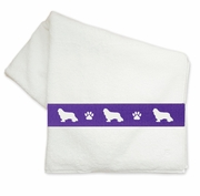 Cavalier King Charles Spaniel Bath Towels