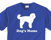 Dog, Horse, or Cat Breed Shirts Personalized with Name
