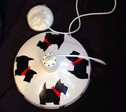 Scottish Terrier Warehouse Lamp