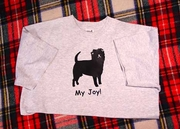 Affenpinscher My Joy! My Love! My Life! Sweatshirt