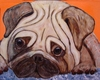 Pug Original Artwork Print