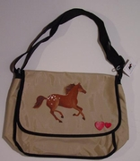 Appaloosa Messenger Bag
